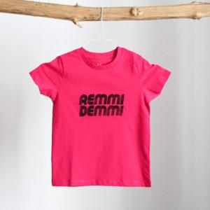 Remmidemmi T-Shirt Pink
