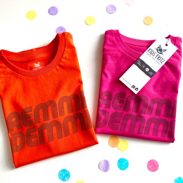 Kinder T-Shirt Remmidemmi