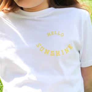 Hello Sunshine T-Shirt Kind