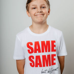 Same Same Kinder shirt Charity Spendenaktion