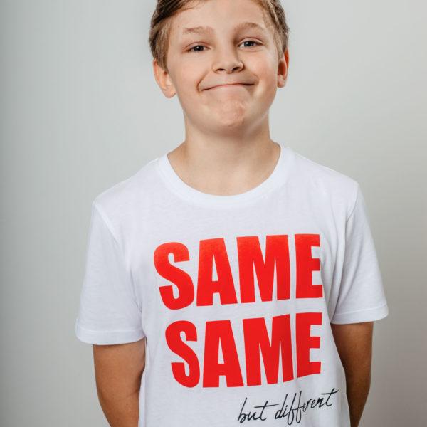 Same Same Kinder shirt Charity Spendenaktion