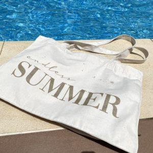 Endless Summer Shoppingbag Sommer Tasche